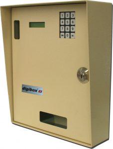 digibox Schlüsselausgabesystem