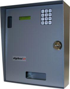 digibox - digibox XL - digibox GT - digisafe - digibox inbox :: Schlüsselausgabesysteme