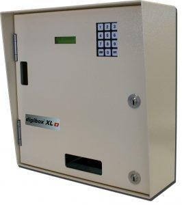digibox XL schlüsselausgabesystem