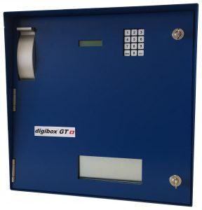 digibox GT schlüsselausgabesystem