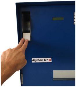 digibox GT schlüsselbox-schlüsselsafe